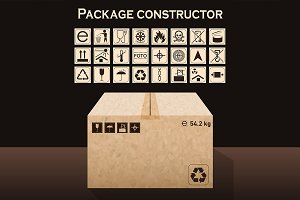 Vector package constructor with box