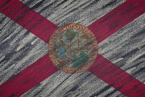 Florida state flag.