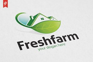 Fresh Farm Logo