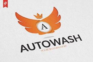 Auto Wash Logo