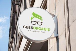 Geek Organic Logo
