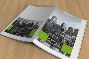 Bifold Business Brochure - V42