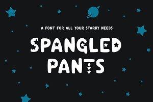 Spangled Pants