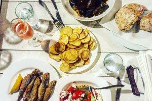 Sea Dinner