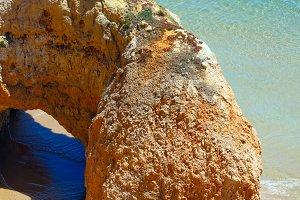 Algarve beach,