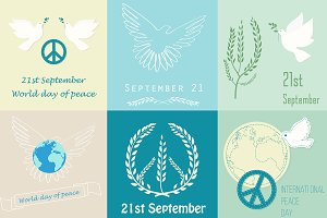 12 International Day of Peace design