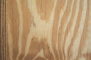 Brown plywood background