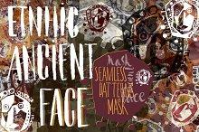 Ancient Ethnic Mask