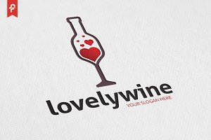 Lowely Wine Logo