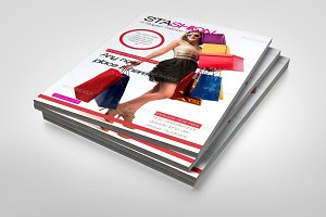 A5 Fashion Magazine