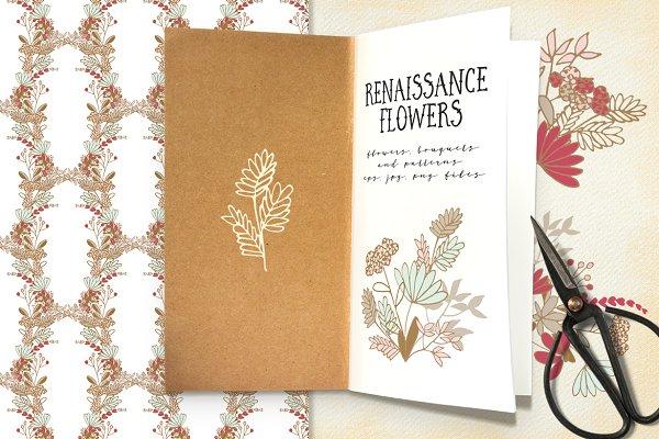Renaissance Flowers