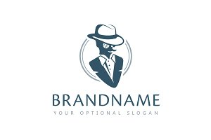 Gentleman Fashion Logo