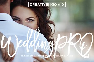 30+ Wedding Pro Lightroom Presets