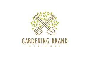 Sustainable Gardening Logo