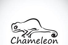 Vector of chameleon