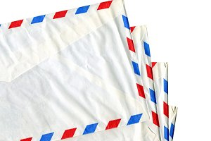 Airmail letter