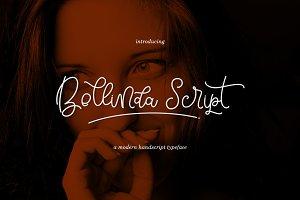 Bellinda Script (20% Discount)