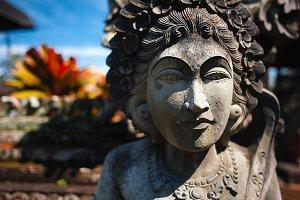 Hindu women monument