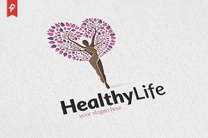 Healty Life Logo
