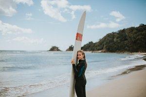 Female Surfer V3