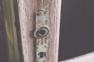 Details of an old Door (Vintage)
