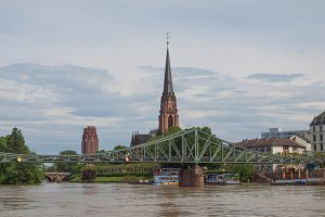 View of Frankfurt am Main