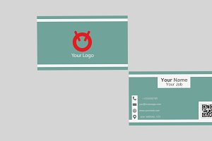 Smvcstrpbc Business Card Template