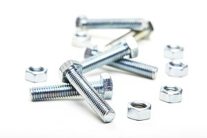bolt nut screw washer