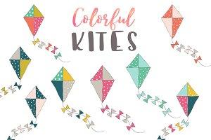 Kite Clip Art - Clipart Kites