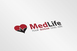 Medical Science Logo Template V.2
