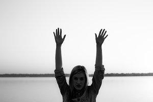 Praise Hands (I love them k?)