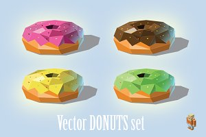Vector Donuts