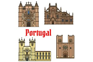 Historic landmarks of Portugal