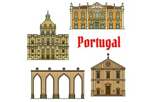 Historic buildings of Portugal