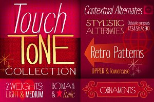 Touch Tone - Collection