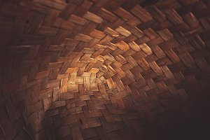 Abstract wooden pattern & background