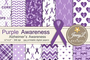 Alzheimer's Awareness Digital Papers