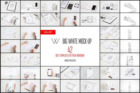 Download Big White Mock-Up
