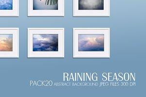 Ultimate set : Raining season