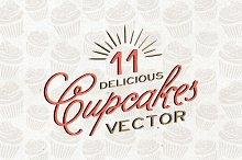 11 Delicious Cupcakes