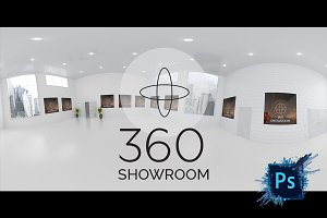 360 ShowRoom | Minimal Loft Edt.