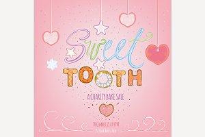 Sweet Tooth Postcard