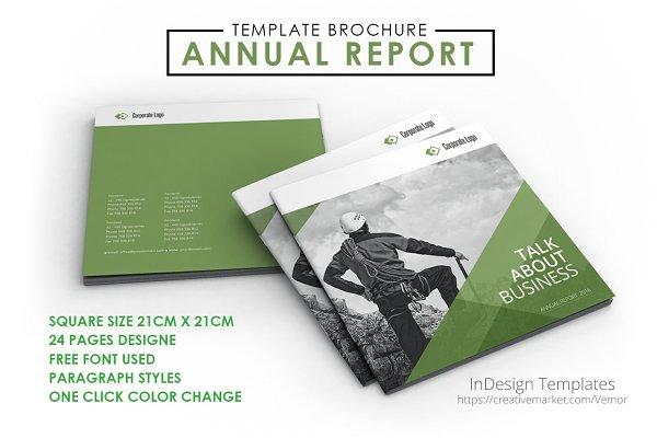 Annual Report 2017 Brochure