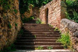 Streets of Orbaneja del Castillo