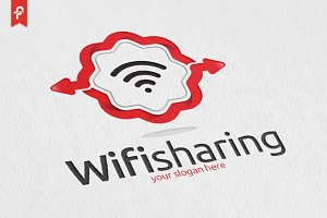Wifi Sharing Logo