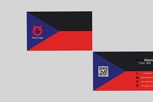 Trgsdfltbc Business Card Template