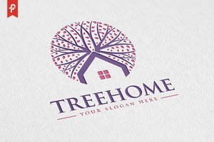 Tree Home Logo
