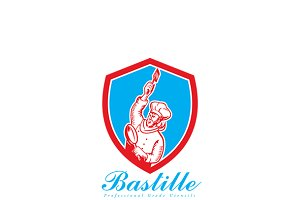 Bastille Professional Kitchen Utensi