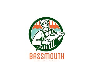 Bassmouth Sustainable Fisheries Logo