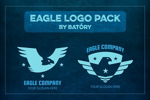 Eagle Logo Pack